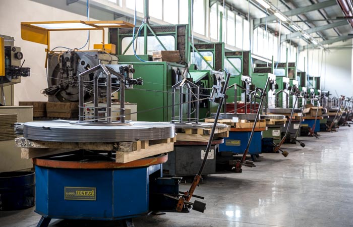 Metal wire processing